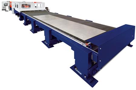 Metallin laserleikkaus - Laser Steel